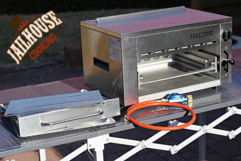 Helios / Beef Maker Oberhitzegrill